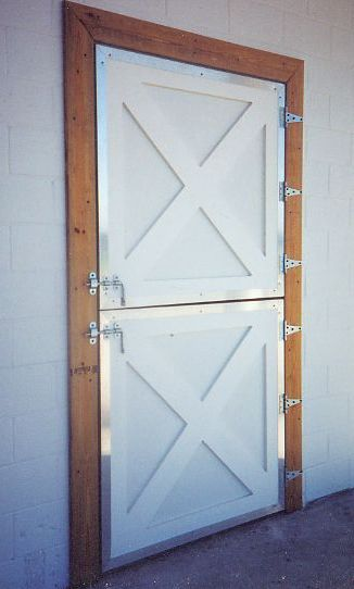 Click For Larger Image, This Barn Door ...