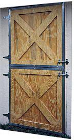 Double Dutch Doors Horse Stalls Barn Gates